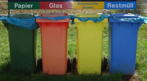 Finanţarea colectării selective a deşeurilor din instituţiile publice va fi susținută de la bugetul local